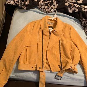Brand new nasty gal jacket corduroy